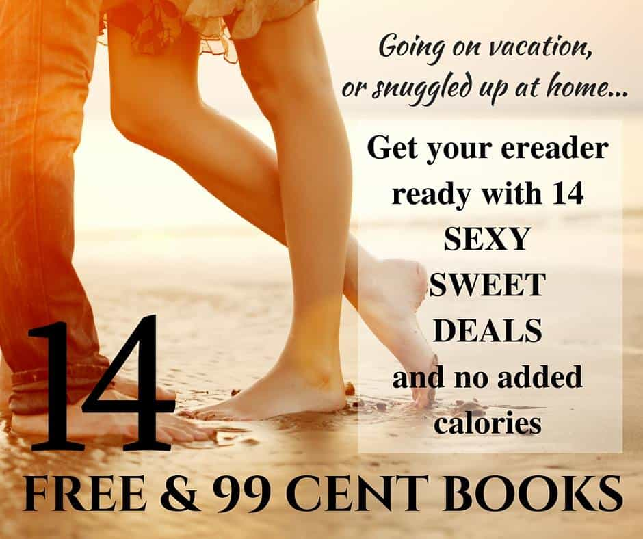 14 Free and 99 cent books